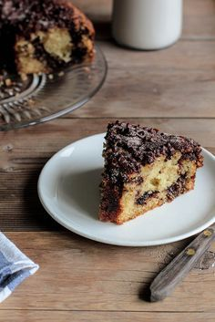 Espresso Chocolate Coffee Cake (recipe) / by Pastry Affair