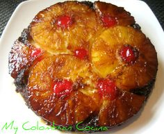 I love to make this recipe because it is so simple and so tasty. Colombian Desserts, Colombian Dishes, Colombian Cuisine, Colombian Recipes, Comida Latina, Cuban Recipes, I Foods, Cupcake Cakes, Cupcakes