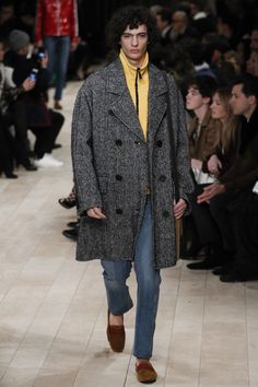 Burberry Fall 2016 Menswear Fashion Show