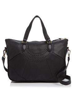 Liebeskind Vintage Leather Esther B Satchel