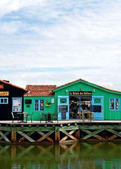 9. La cabane des marais