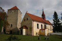 kostel sv. Bartoloměje - Slavkov