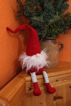 Foto zu Schnittmuster Weihnachtswichtel von Frechdachs
