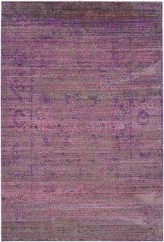 VAL203N - Valencia Collection VAL203N Color: Lavender / Multi