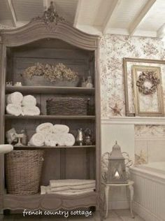 17 Ways To Repurpose an Antique Armoire - Giddy Upcycled