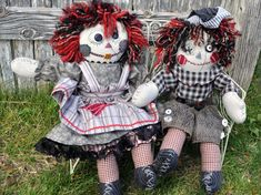 Hey, I found this really awesome Etsy listing at https://www.etsy.com/listing/476663332/zombie-raggedy-ann-andy
