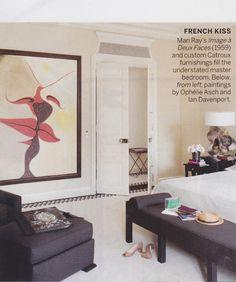 enterloop: September Vogue: Lauren Santo Domingo and François Catroux LSD