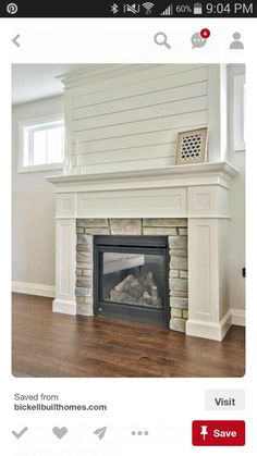 Possible fireplace surround...