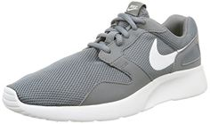 Nike Mens Kaishi Running Sneaker Cool GreyWhite 115 *** Check this awesome product by going to the link at the image. (This is an affiliate link) #NikeShoes