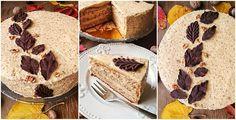 Tort de nuca de moda veche Angel Food Cupcakes, Cake Recipes, Dessert Recipes, Food Cakes, Gluten Free Desserts, Trifle, Pound Cake, Cookie Bars, Have Time