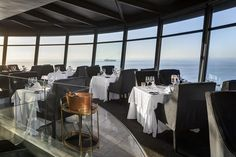 Win Dinner for Two at the Top of The Ritz Worth R2 000