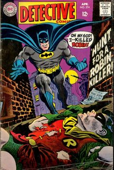 Who killed Robin the first time?