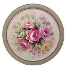 Fine Porcelain China Diane Japan Value China Painting, Tole Painting, Heritage Rose, Chandelier Art, Decoupage Vintage, Decoupage Paper, Art Store, Vintage Flowers, Flower Art