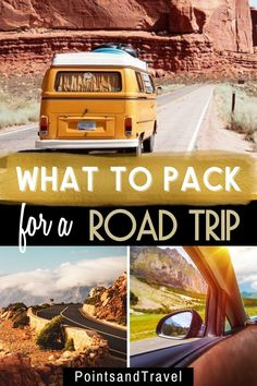 What to Pack for a Road Trip. Going on a road trip? Here's the best road trip essentials you'll need. All the necessary items and food options you may need to make your next road trip a breeze. Road Trip Essentials | Road Trip Packing | Road Trip Packing List | Road Trip Packing Hacks | What to Pack for a Road Trip | What to Bring on a Road Trip | Things to bring on a Road Trip Packing Lists | What to Take on a Road Trip Packing Lists |