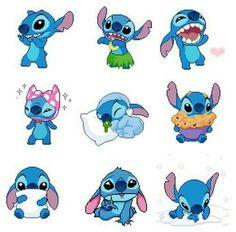 Telegram Stickers Telegram Stickers Part 8 Lilo And Stitch Pinterest Stitch Lilo Stitch And Disney Stitch