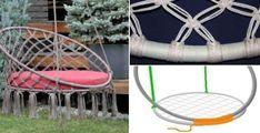 Из шнура и труб можно сделать полезную вещицу для сада… – Полезные советы хозяйкам