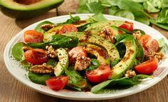 Avocado Spinat Salat | Knorr