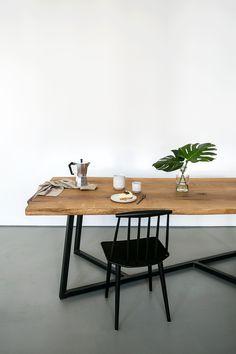 Zentrales Möbelstück Tisch für schöne Momente