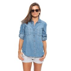 Classic chambray from Bella Dahl