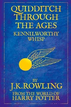 Book Review: Quidditch Through the Ages, J.K. Rowling