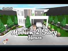 17 Best Bloxburge House Images House Building A House Modern