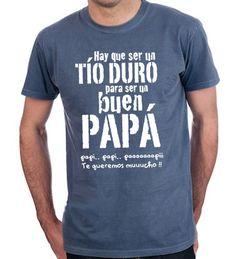 Resultado de imagen para camisa diseño para el dia del padre Holly Spirit, Cool Shirts, Casual Chic, Humor, Cool Stuff, Mens Tops, T Shirt, Celine, Chemistry