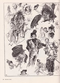 Joseph Clement Coll | From the Vault, here's an article on Coll from the December 1950 issue ...
