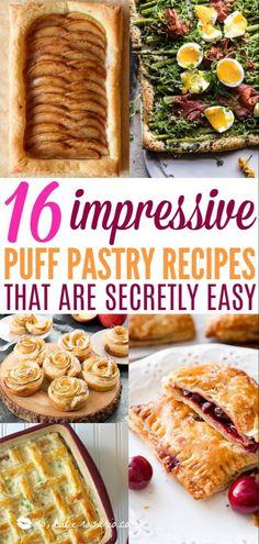 16 Impressive Puff Pastry Recipes That Are Secretly Easy - XO, Katie Rosario