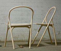 Branch chair by Staffan Holm Dailytonic