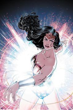 Wonder Woman by Nicola Scott *