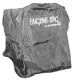 NEW OUTERWEARS BLACK KARTING ENGINE BAG FOR 2 CYLINDER GO... Go Kart Motor, Go Kart Parts, Karting, Motors, Engineering, Water, Bags, Shopping, Gripe Water