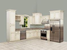 35+ Best Idea About L-Shaped Kitchen Designs [Ideal Kitchen ...