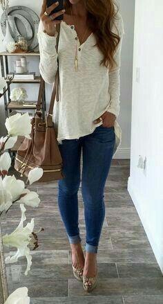 Blusa manga larga