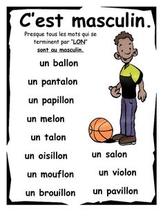 Printing Education For Kids Printer Learn French Videos Language Beginner Product French Language Lessons, French Language Learning, French Lessons, Spanish Lessons, Spanish Language, Learning Spanish, French Nouns, French Grammar, Study French