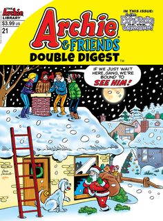 Love this cover!  Exclusive Previews: ARCHIE #638 & ARCHIE AND FRIENDS DOUBLE DIGEST #21 - Comic Vine