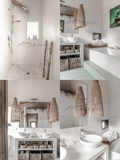 Maiorca, Minorca, Ibiza, Formentera. 7 bagni in stile mediterraneo a cui copiare atmosfera e dettagli d'arredo, perfetti per la casa al mare.