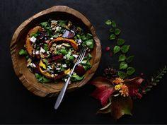 Podzimní salát s dýní a řepou 2, Foto: All