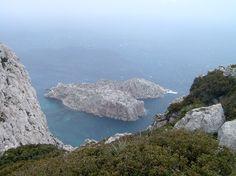 """Isla de Perejil.Spain.""""Al alba con fuerte viento de Levante..."""""""