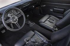 Detroit Speed Project Car final photos.  August 28, 2015. Jeremy Fletchers 1969 Camaro. http://www.detroitspeed.com/Projects/Jeremy-fletcher-1969-camaro/Jeremy-fletcher-1969-camaro-pg-1.html