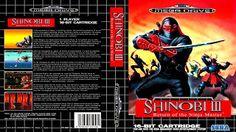 Emularoms: Shinobi III: Return of the Ninja Master (BR) [ SMD...