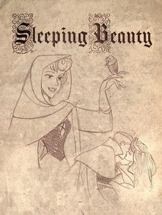 Sleeping Beauty by ~LathronAniron on deviantART