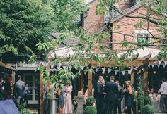 Eleven Didsbury Park | Manchester, North West | Style Focused Wedding Venue Directory | Coco Wedding Venues - Image courtesy of Eclectic Hotels.