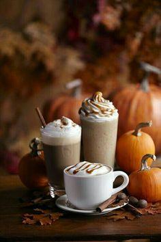 Las #Recetas más ricas para preparar #café y disfrutar el frío de esta temporada.  #RecetasFaciles #Bebidas