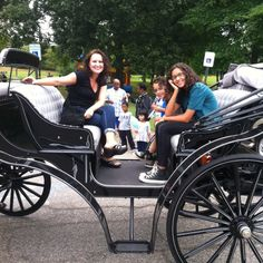Our Vintage Carriage was a hit at the company event located at Babbage Park, North Brunswick Twp, NJ