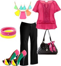 """""""work"""" by penny-martin on Polyvore"""