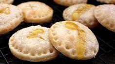 When life hands us lemons, we make lemonade...pie cookies. Bite into a sweet surprise!