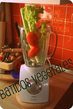 Mi Diario Dukan: Recetas - Ideas de batidos, zumos y bebidas