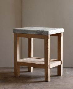 Marble Prep Tables - kitchen work table or  nice potting shed / garden table