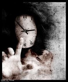 Some people get lost in thought because it's such unfamiliar territory. Behn (Lost In Time by ~ash sivils) Arte Bipolar, Time And Tide, Lost In Thought, The Time Is Now, Foto Art, Time Art, Illustrations, Surreal Art, Dark Art