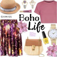 Bohemian Galaxy ~ GAMISS #20